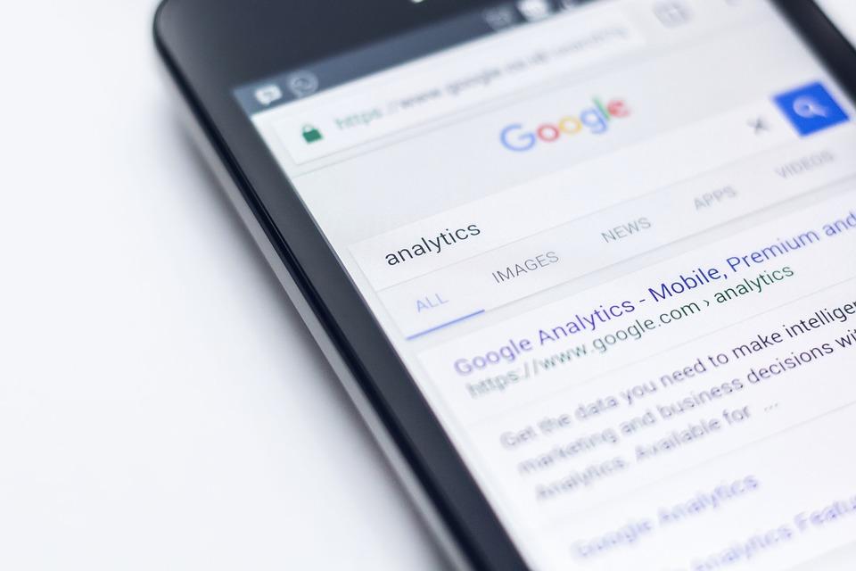 Twoja strona internetowa w wynikach wyszukiwania